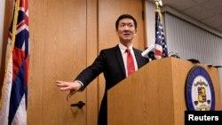 داگلاس چین، دادستان کل ایالت هاوایی