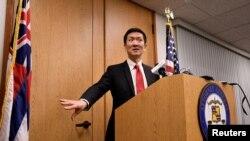 Гавайинин башкы прокурору Даг Чин