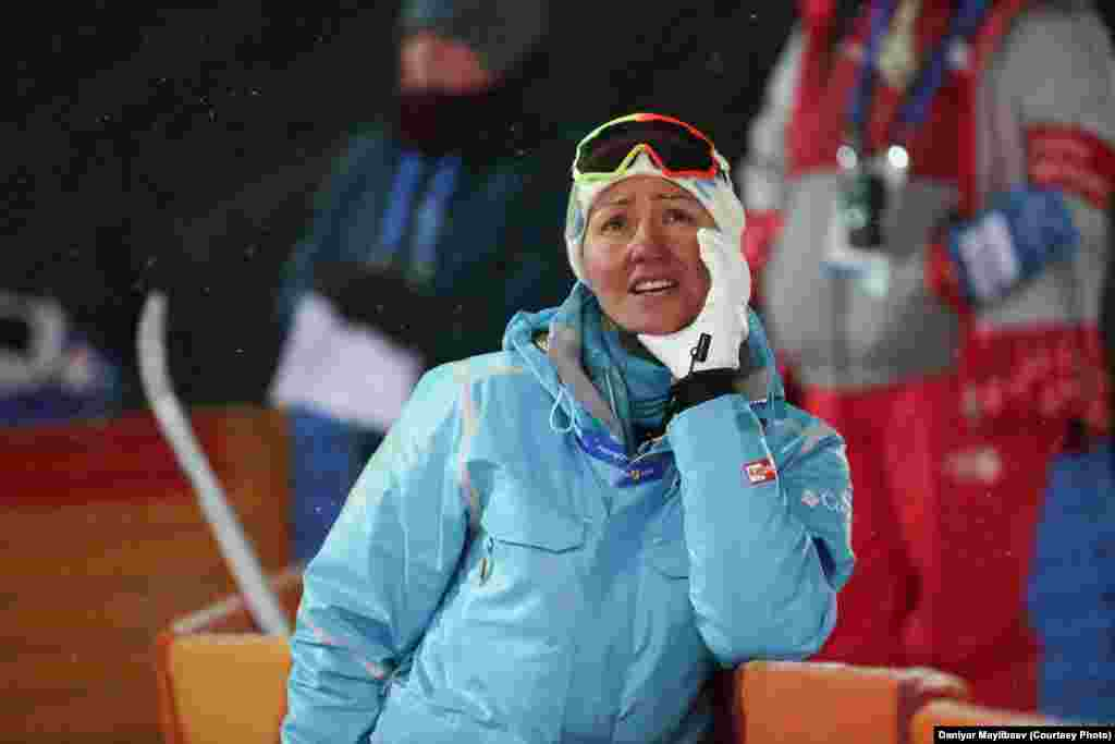 Тренер Елена Круглыхина говорит, что верила в то, что Юлия Галышева возьмет медаль в Пхенчхане.