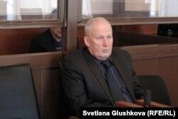 Владимир Халюткин, адвокат Серика Байгаманбетова.