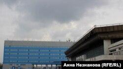 Аэропорт в Хабаровске