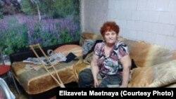 76-летняя Надежда Кандалова проработала в школе всю жизнь