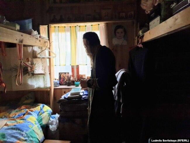 Монашеская келья в обители