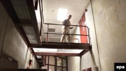 У тюрмі Ґуантанамо