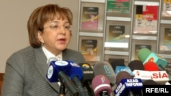 Председатель ГКПС Малейка Аббасзаде