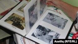Мәдинә Рәхимкулова турында фотоальбом