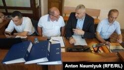 Засідання суду у «справі Ільмі Умерова», 12 липня 2017 року