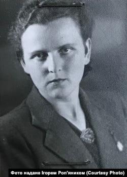 Марія Ільба, 1944 рік