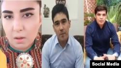 Türkmenistanda öňe çykarylýan sahna wekilleri sosial mediada 'duryalan' kampaniýasyna başlady.