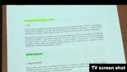 Bosnia and Herzegovina - Sarajevo, TV Liberty Show No.863 11Feb2013