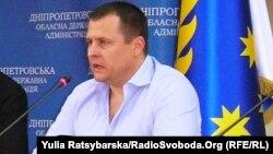 Заступник голови Дніпропетровської облдержадміністрації Борис Філатов