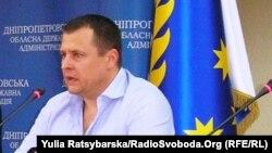 Борис Філатов, заступник голови Дніпропетровської облдержадміністрації