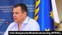Борис Філатов, заступник голови Дніпропетровської ОДА