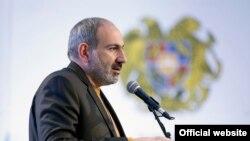 Հայաստանի վարչապետ Նիկոլ Փաշինյան, արխիվ