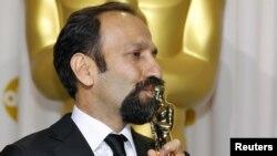 """Farhadi """"Oskar""""ı ilə"""