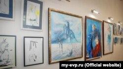 Картини кримської художниці Ксенії Симонової