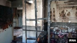 Fire at a school in Zahedan in Southeast Iran left four school girls dead on Tuesday December 18, 2018.