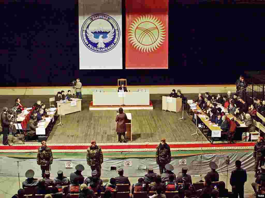 Суд по апрельским событиям 2010 года, Бишкек. Все еще продолжается...