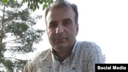 Reza Mehregan, is an outspoken activist who says he was attacked by three strangers after signing a petition demanding the resignation of Iran's Supreme Leader Ali Khamenei.
