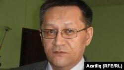 """""""Дуслык"""" йорты мөдире Азат Ибраһимов"""