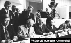 نشست هلسینکی در ژوئیه ۱۹۷۵