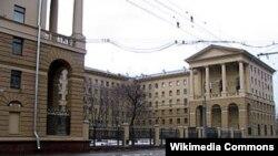 Здание главного управления МВД по Москве, архивное фото