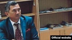 """Ижтимоий фикр"" сўров маркази социологи Марат Ҳожимуҳаммедов."