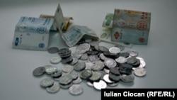 Национальная валюта Молдовы - лей.
