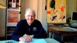Два возраста Сергея Голлербаха. Американский художник вспоминает (1999)
