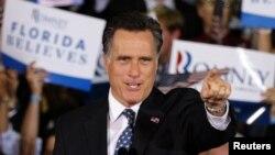Мит Ромни