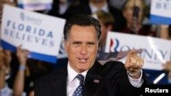 Флорида вновь приветствует Митта Ромни