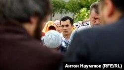 Крымский адвокат Эмиль Курбединов
