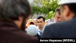 Qırımlı advokat Emil Kurbetdinov
