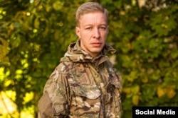 Кирило Сергеєв (фото з його сторінки у Facebook)