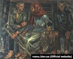 «Інваліди», Анатолій Петрицький