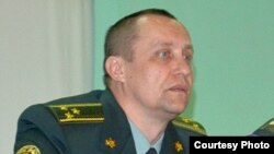 Олександр Правдивець, заступник начальника мобілізаційного відділу Міністерства оборони