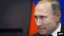 Владимир Путин, президент России.