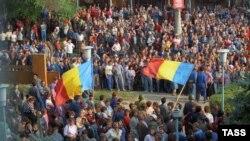 Конфлікт у Придністров'ї, 1991 рік