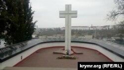 Мемориал памяти погибшим в Афганской войне в Севастополе