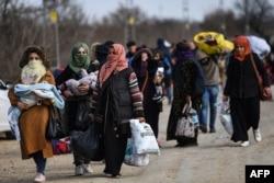 آرشیف، مهاجران در ترکیه