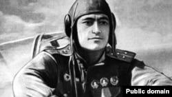 Дважды Герой СССР Амет-Хан Султан