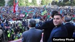 Azerbaýjan, oppozisiýa aktiwisti Bahruz Hasanow