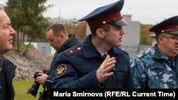 Начальник ИК №9 Иван Савельев