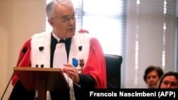 Jean-François Bohnert la Curtea de Apel din Reims, ianuarie 2019