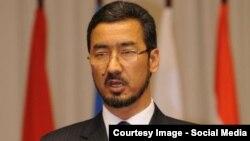 عبدالرؤف ابراهیمی رئیس ولسی جرگه افغانستان
