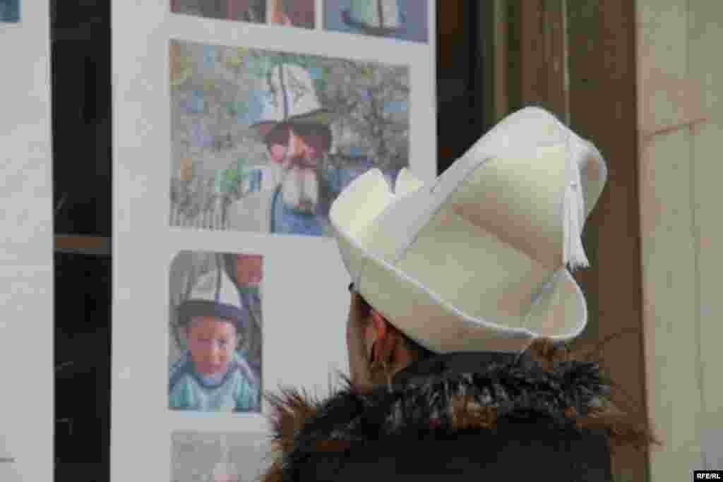 В честь кыргызского калпака #9
