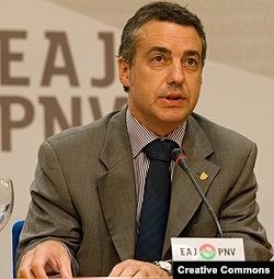Иньиго Уркулью, глава правительства Страны басков