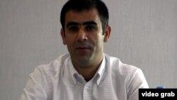 Media Hüququ İnstitutunun koordinatoru Xalid Ağaliyev
