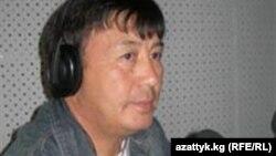 Ибрагим Жунусов.