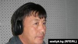 Вице-премьер Кыргызстана Ибрагим Жунусов.